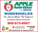 Apple Auto Glass Ad